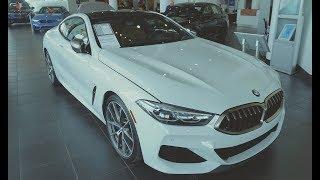 Обзор новой  BMW M850I новая эпоха линейки за $110.000