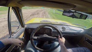 1980 Lada 2103 - POV Test Drive