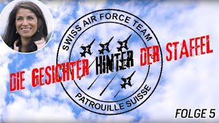 Fan Sonja Groner | 55 Jahre Patrouille Suisse | Folge 5