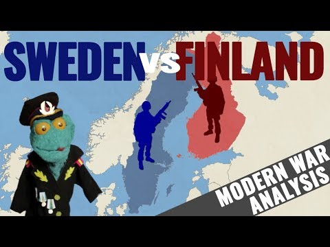 Sweden vs Finland (2018)
