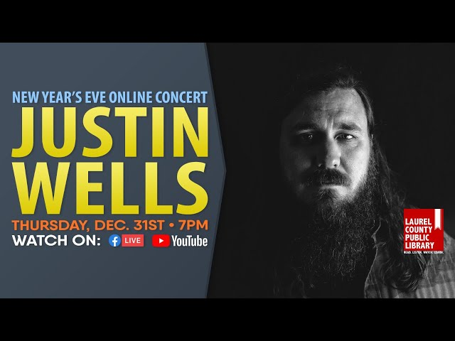 Justin Wells: Full Show