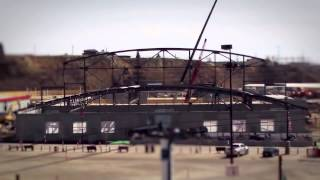 2013 Calgary Stampede -- Agrium Western Event Centre Time-lapse