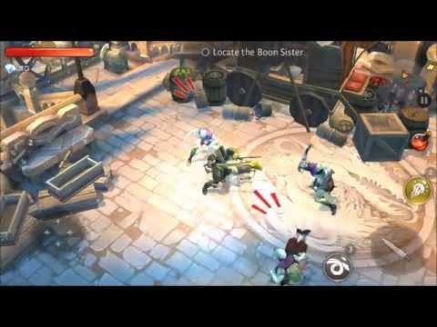 I SAVED A WOMAN! - Dungeon Hunter 5 - #2