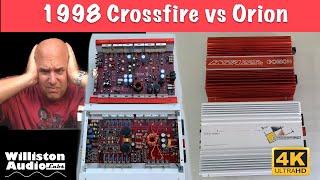 Old School Amp Dyno Drag Race - Crossfire CFA-15HC vs Orion HCCA 225R [4K]
