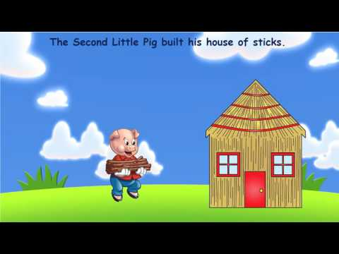 Three Little Pigs Blues
