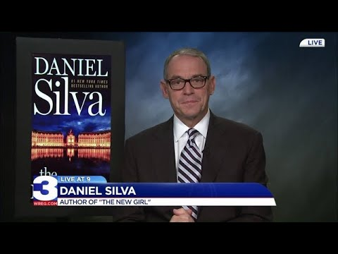 Author Chat With Daniel Silva