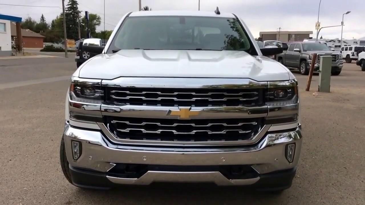 2018 Chevrolet Silverado LTZ Crew 1500 with Trailering ...