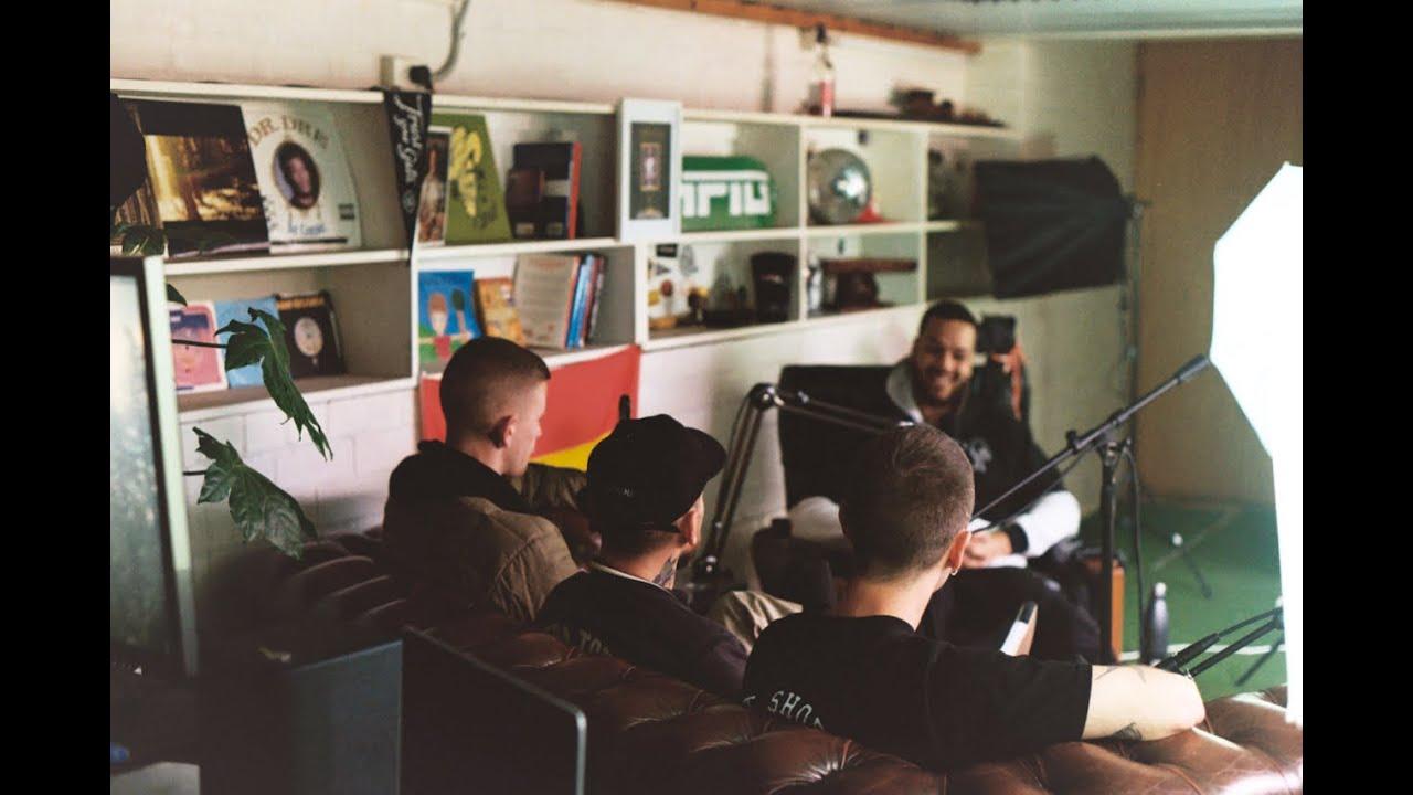 Brotherhood. Ft. Get Shorty Barber Shop - EP33