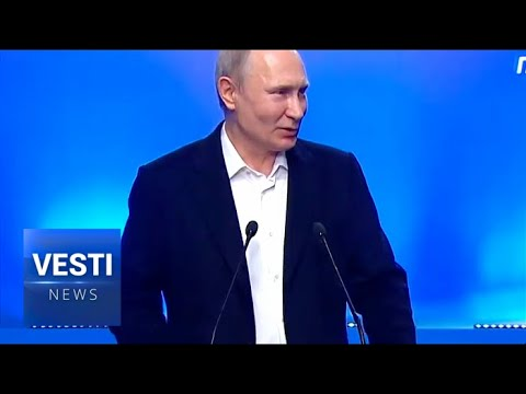 WIll Europe Be Russia's Bitter Enemy? Putin Hosts Press Conference, Answers Many Tough Questions