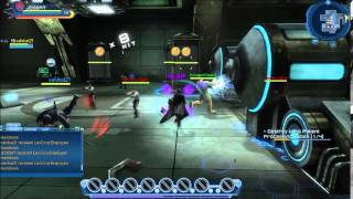 DC Universe Online Playstation 4 Multiplayer Gameplay 3
