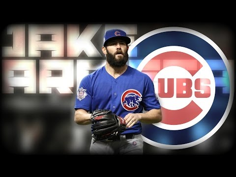 Jake Arrieta | 2016 Cubs Highlights Mix ᴴᴰ