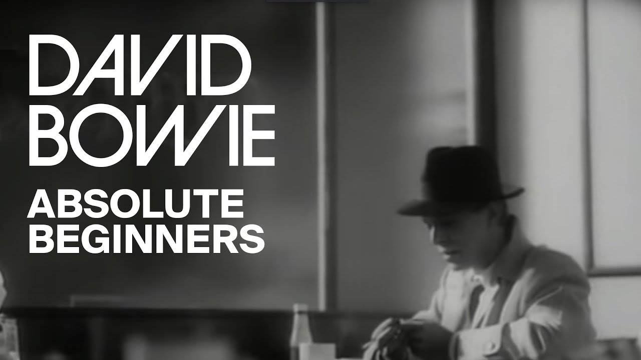 David Bowie  Absolute Beginners Official Video