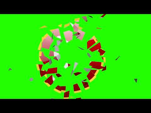 Intro YouTube Subscribe Logo Green Screen Full HD Free