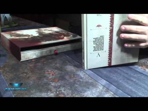TBMC - Unboxing - Limited Edition White Scars Codex Space Marines