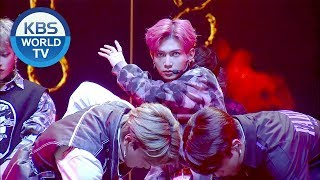 ATEEZ - Pirate King | 에이티즈 - 해적왕 [Music Bank / 2018.11.30]