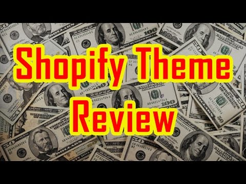 Shopify Theme Review - How to choose the best theme for your shopify store thumbnail