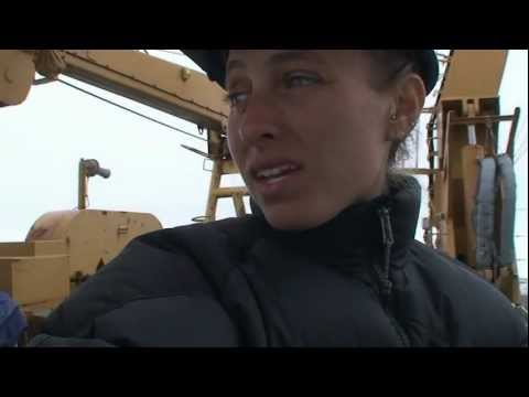 Bering Sea Ice Expedition: Sampling the Water