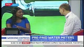 Director of Maji Milele talks  pre-paid water meters