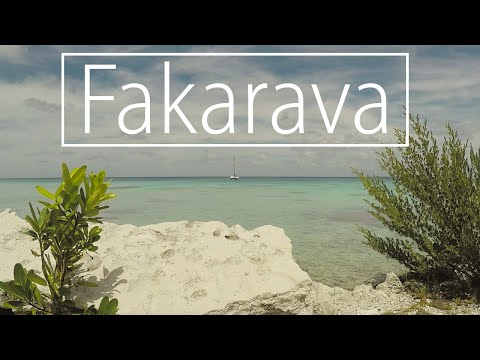 Fakarava, Tuamotu Atoll - French Polynesia - South Pacific Island