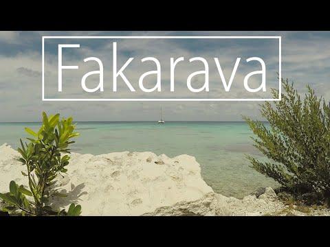 Fakarava, Tuamotu Atoll - French Polynesia - South Pacific Island