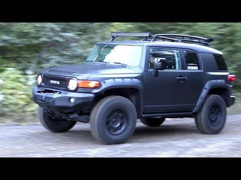 How To Replace Toyota FJ Cruiser Alternator | BIFB Short