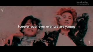 bts 방탄소년단 young forever unplugged ver lyrics han rom eng 3yearswithbts