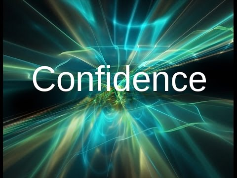Powerful: Confidence Spoken Affirmations with binaural tones