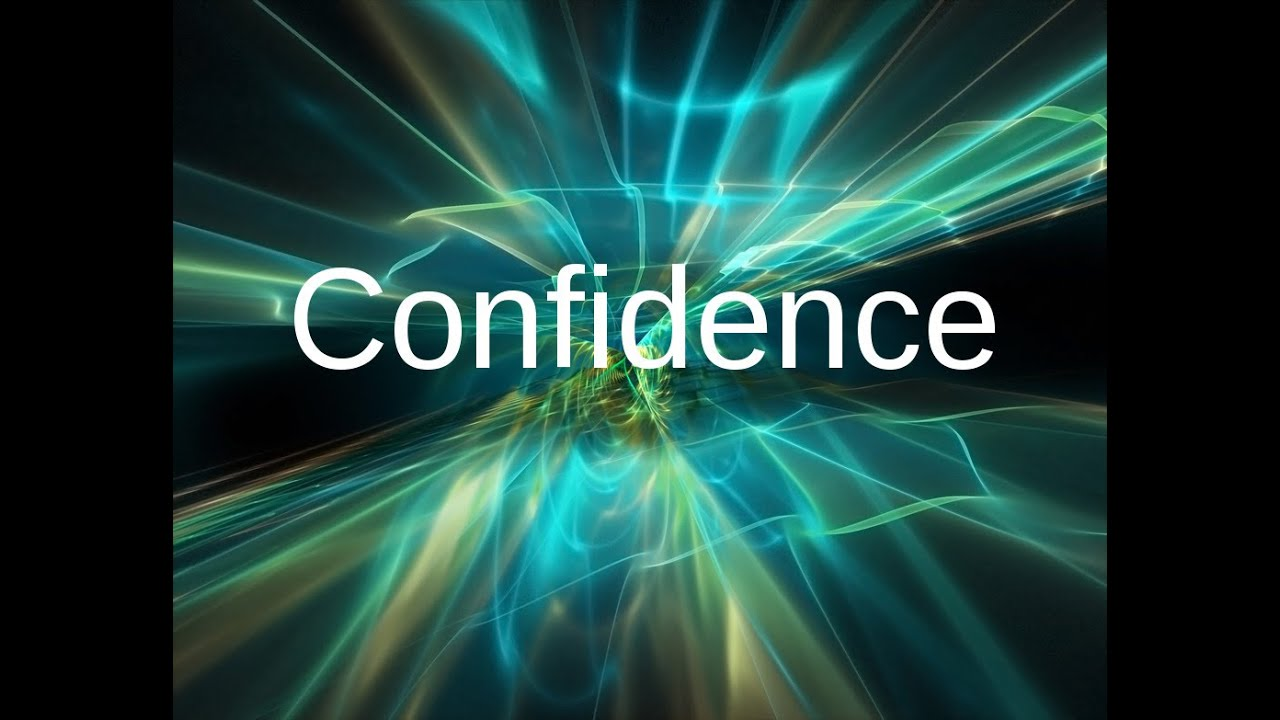 powerful confidence spoken affirmations with binaural tones for