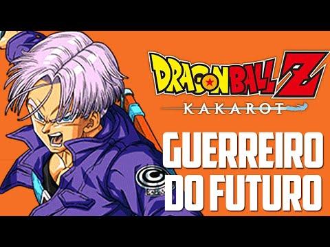Dragon Ball Z Kakarot #9 - Trunks, o guerreiro do FUTURO
