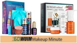 Makeup Minute | NEW Makeup & Skin Care BEAUTY SETS from Ulta & Sephora!