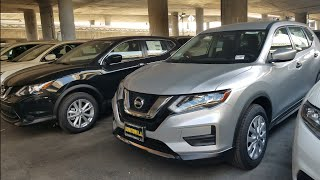 2017 Nissan Rogue vs 2017 Rogue Sport Side by Side Comparison In-Depth