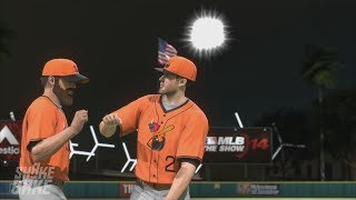MLB 14 The Show Diamond Dynasty, Get the Party Started! Ep. 2