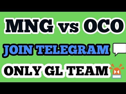 MNG Vs OCO ( NICARAGUA LEAGUE ) FOOTBALL Dream 11 Teams #fullanalysis #MNGvsOCO