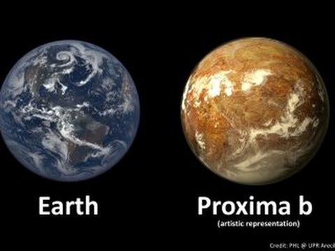 Proxima b planeta semelhante terra youtube for B b com