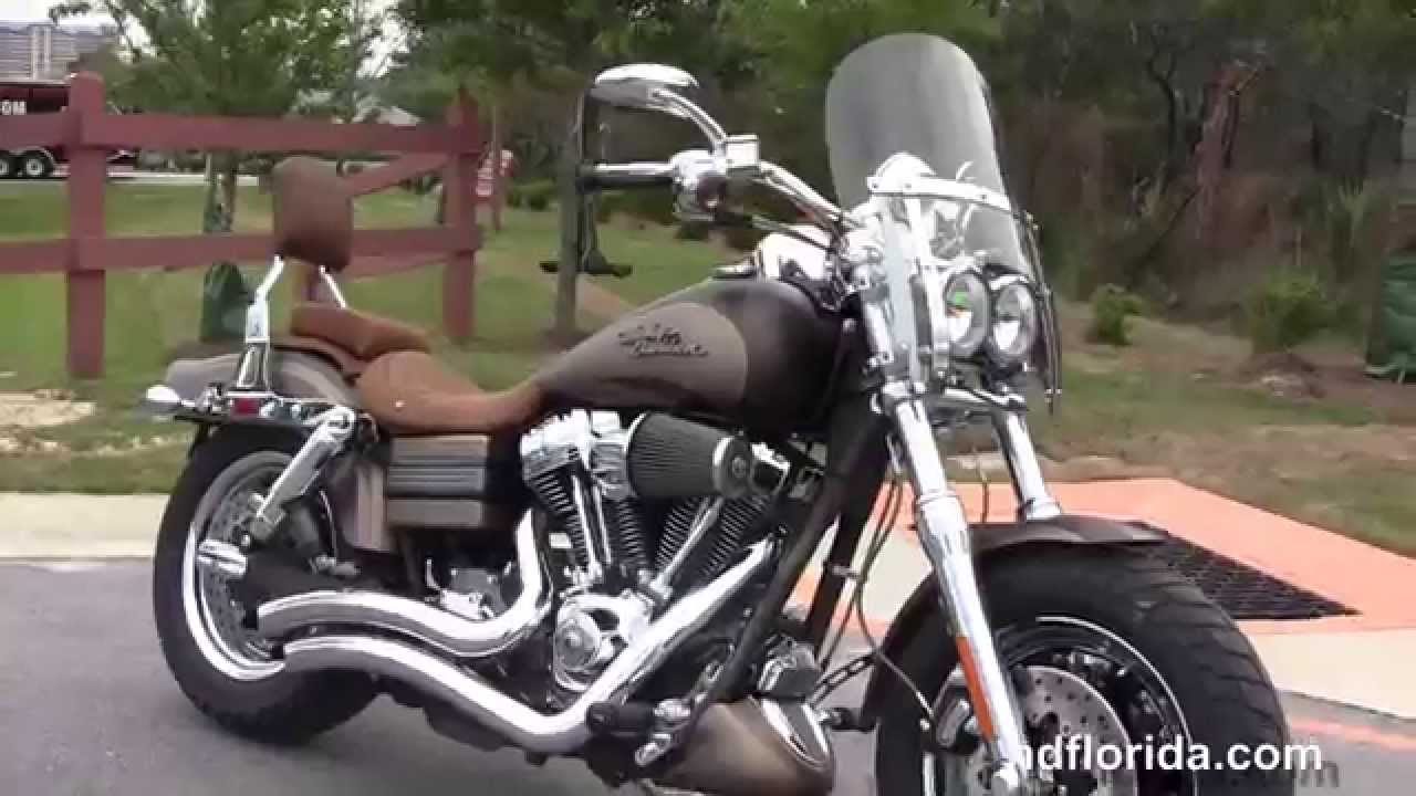Used Cvo For Sale On >> Used 2010 Harley Davidson CVO Fat Bob Motorcycles for sale - YouTube
