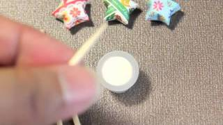 Mini Lucky Stars Craft Tutorial