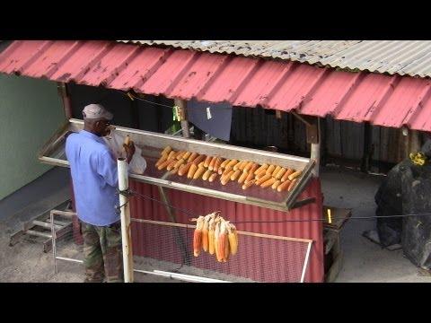 Caribbean Tropical Garden to Table Corn Bread