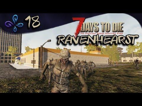 Petite promenade de santé... 7 DAYS TO DIE Mod Ravenhearst #18