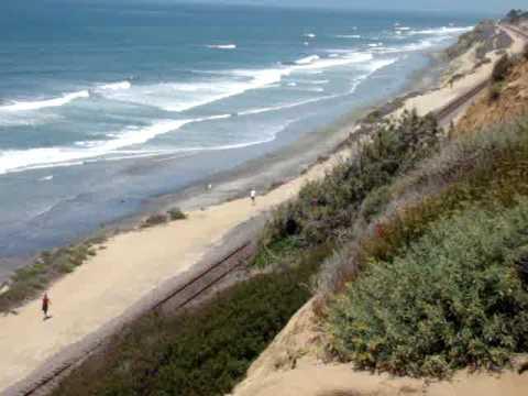 Del Mar California Beaches & San Diego Coastline