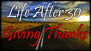 Giving Thanks & Letting Go Of The Past! Life After 30 The Short Road! Destiny Gameplay!