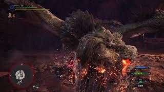 【MHW】「鈍器使い」で超強化したヘビィボウガン殴りだけで上位リオレイアをフルボッコ【鈍器ヘビィ】