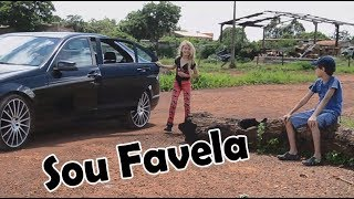 SOU FAVELA  (Clipe)- Amanda e Márcio JR