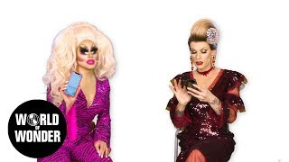 "UNHhhh Ep 86: ""Phones"" with Trixie Mattel and Katya Zamolodchikova"