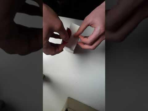 Unboxing Yves Saint Laurent pour homme vintage.