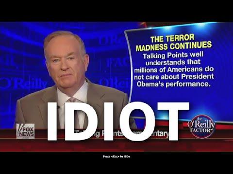 [YTP ] Bill O'Reilly Admits Mental Deficiency