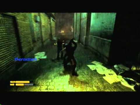 Watchmen The End Is Nigh Xbox 360-Walkthrough Part 2