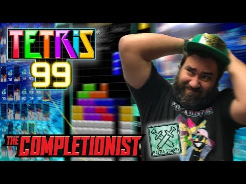 Tetris 99 | Battle Square | The Completionist