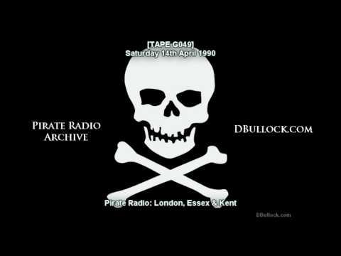 [G049] London Pirate Radio ~ 14/04/1990 ~ Essex & Kent