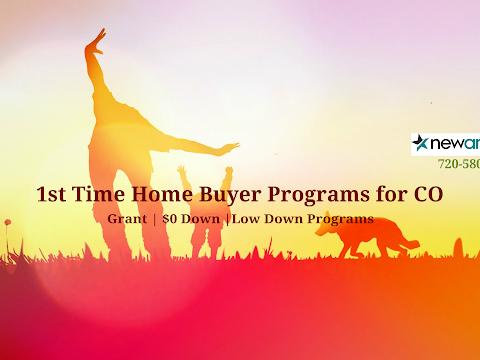 First Time Home Buyer Programs For Denver  Call Ben Yost