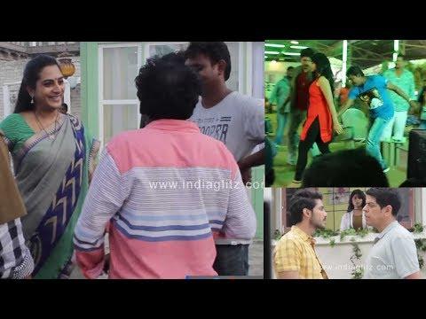 Juvva movie Making || MM Keeravani || Trikoti || Ranjith Somi || Palak Lalwani || Surekha Vani